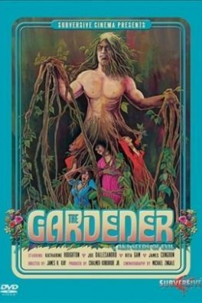 Caratula, cartel, poster o portada de The Gardener