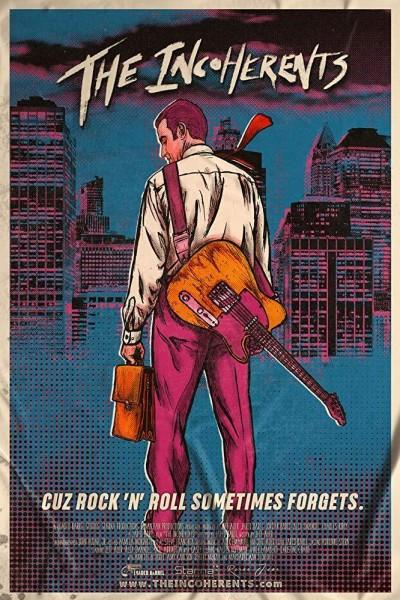 Caratula, cartel, poster o portada de The Incoherents