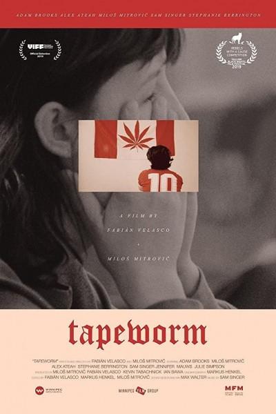 Caratula, cartel, poster o portada de Tapeworm