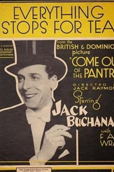 Caratula, cartel, poster o portada de Come Out of the Pantry