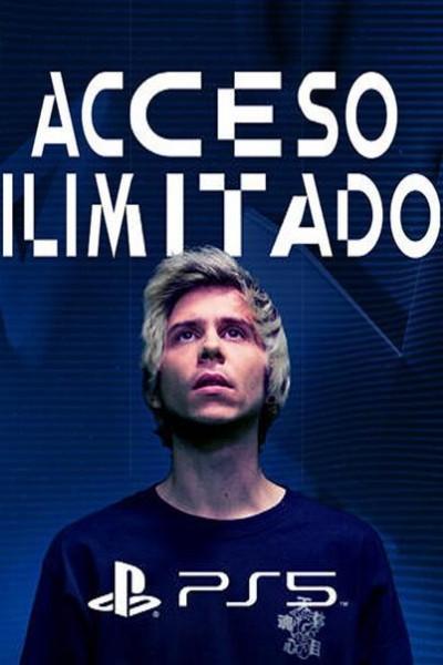 Caratula, cartel, poster o portada de Acceso ilimitado