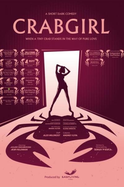 Caratula, cartel, poster o portada de Crabgirl