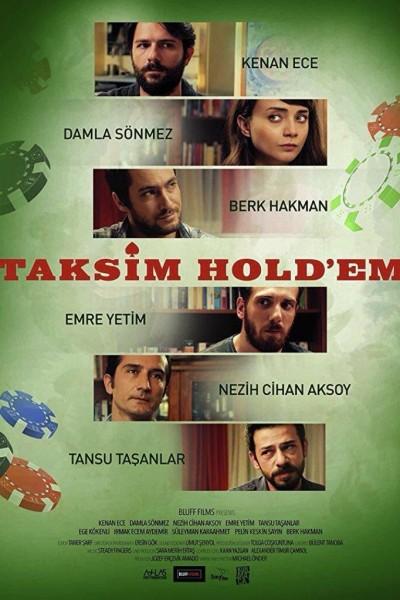Caratula, cartel, poster o portada de Taksim Hold\'em