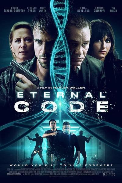 Caratula, cartel, poster o portada de Eternal Code