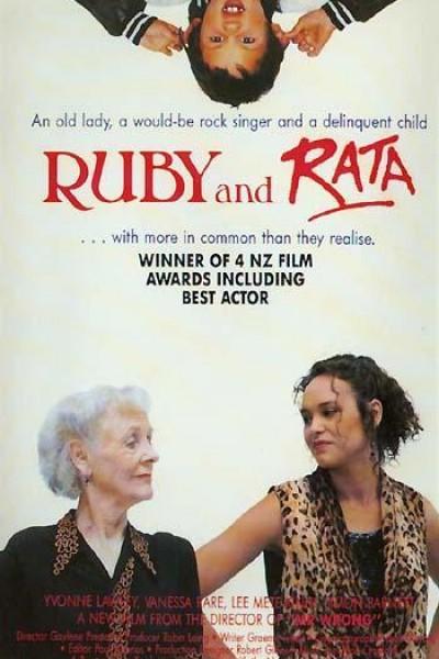 Caratula, cartel, poster o portada de Ruby & Rata