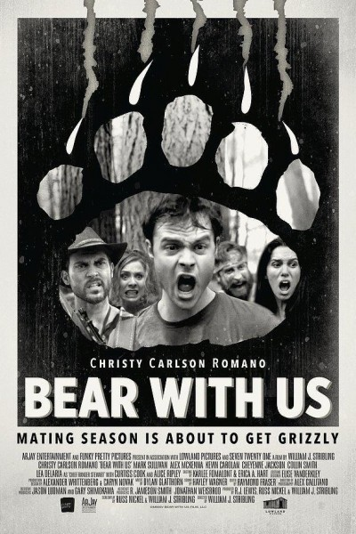 Caratula, cartel, poster o portada de Bear with us