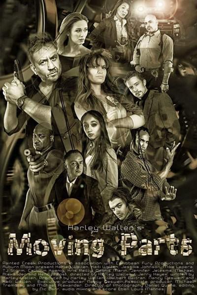 Caratula, cartel, poster o portada de Moving Parts