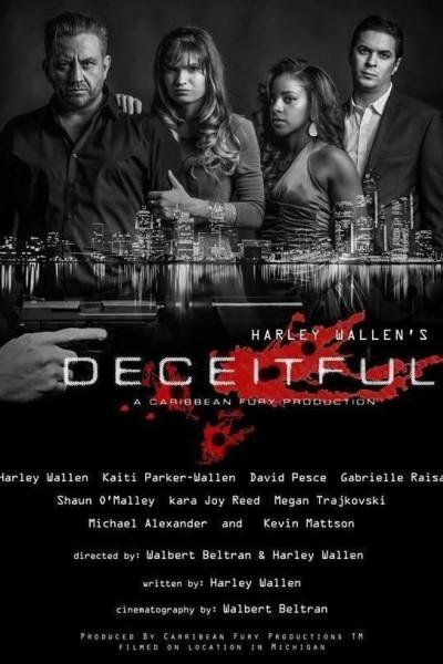 Caratula, cartel, poster o portada de Deceitful