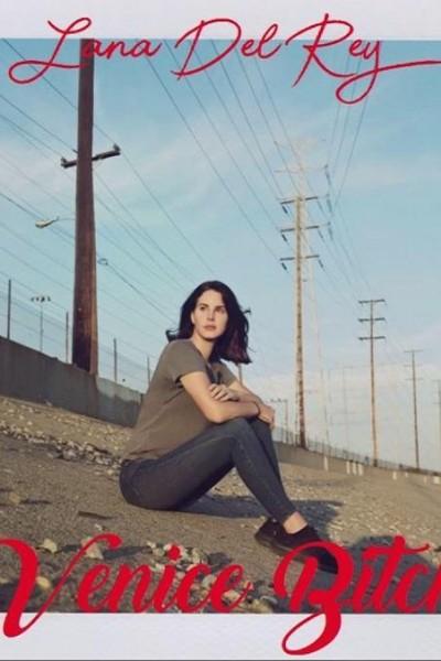 Caratula, cartel, poster o portada de Lana Del Rey: Venice Bitch (Vídeo musical)
