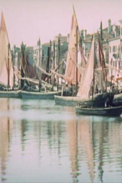 Caratula, cartel, poster o portada de Chioggia, a Fishing Port Near Venice