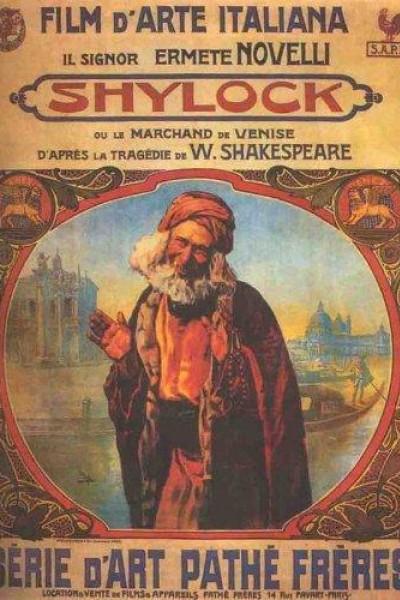 Caratula, cartel, poster o portada de Shyloch, ó el mercador de Venecia