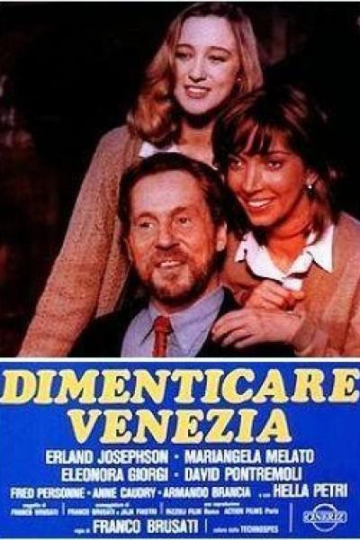 Caratula, cartel, poster o portada de Olvidar Venecia