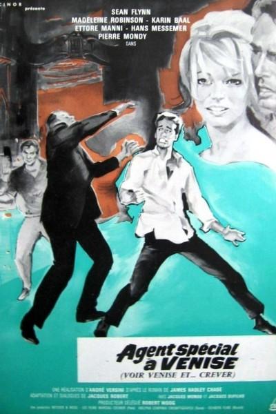 Caratula, cartel, poster o portada de Trampa secreta