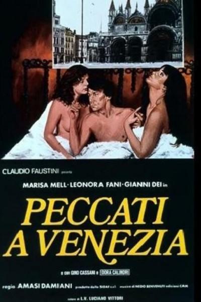 Caratula, cartel, poster o portada de Peccati a Venezia