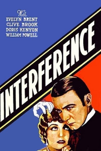 Caratula, cartel, poster o portada de Interference