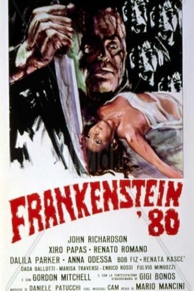 Caratula, cartel, poster o portada de Frankenstein \'80