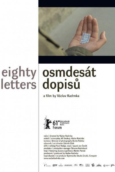 Caratula, cartel, poster o portada de Eighty Letters