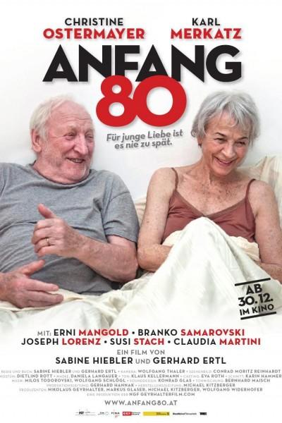 Caratula, cartel, poster o portada de Anfang 80 (Coming of Age)
