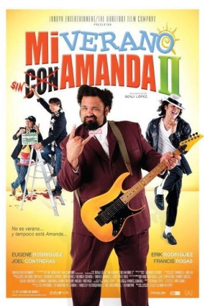 Caratula, cartel, poster o portada de Mi verano con Amanda 2