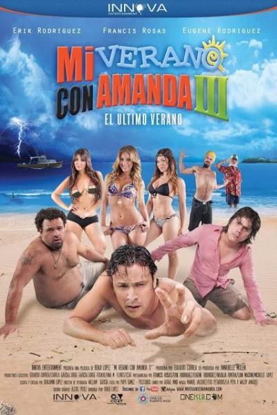 Caratula, cartel, poster o portada de Mi verano con Amanda 3