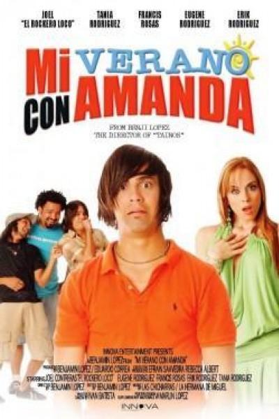 Caratula, cartel, poster o portada de Mi verano con Amanda