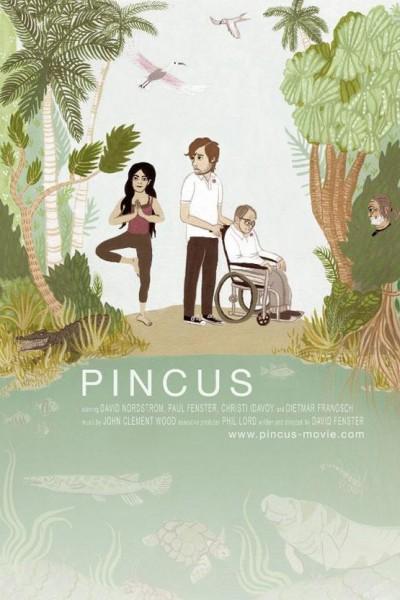 Caratula, cartel, poster o portada de Pincus