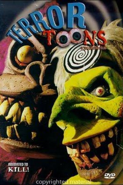 Caratula, cartel, poster o portada de Terror Toons