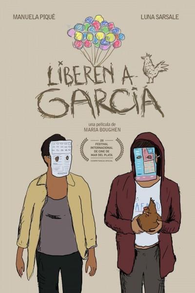 Caratula, cartel, poster o portada de Liberen a García