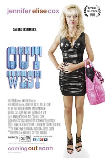 Caratula, cartel, poster o portada de Out West