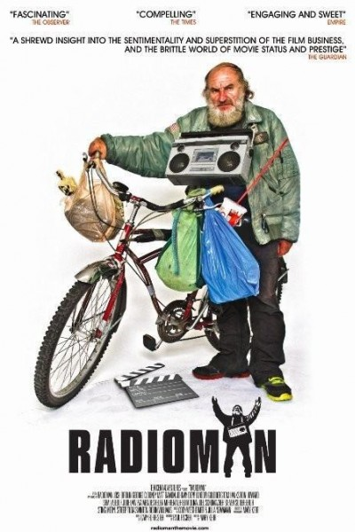 Caratula, cartel, poster o portada de Radioman