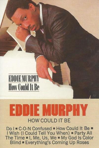 Caratula, cartel, poster o portada de Eddie Murphy: How Could It Be (Vídeo musical)