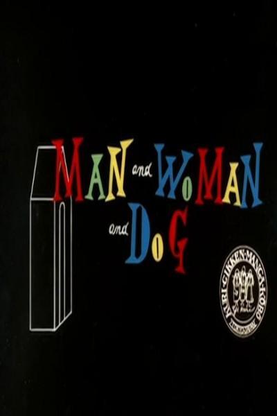 Caratula, cartel, poster o portada de Man and Woman and Dog