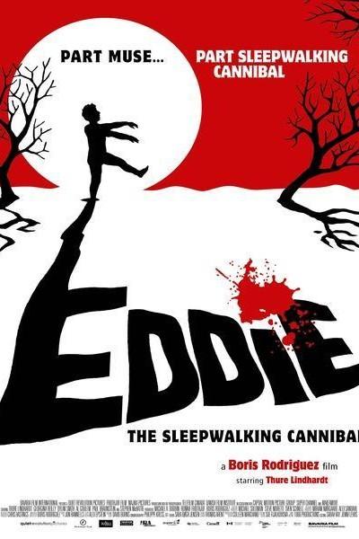 Caratula, cartel, poster o portada de Eddie, The Sleepwalking Cannibal