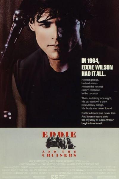 Caratula, cartel, poster o portada de Eddie y los Cruisers
