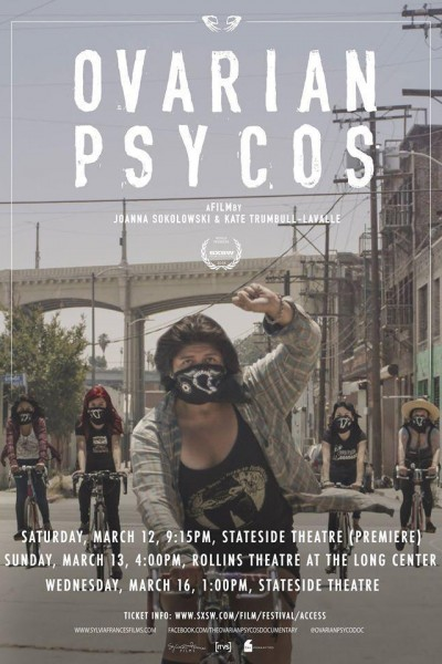 Caratula, cartel, poster o portada de Ovarian Psycos