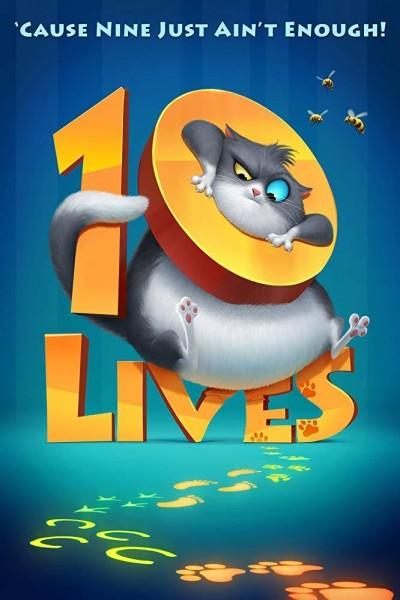 Caratula, cartel, poster o portada de 10 Lives