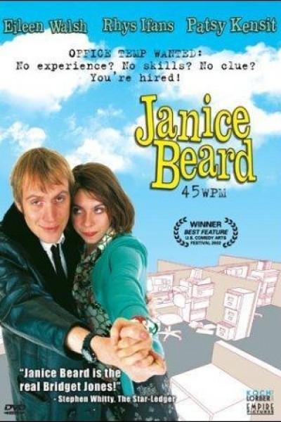 Caratula, cartel, poster o portada de Janice Beard 45 wpm