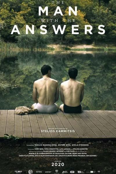 Caratula, cartel, poster o portada de The Man with the Answers