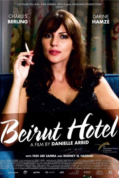 Caratula, cartel, poster o portada de Beyrouth hôtel