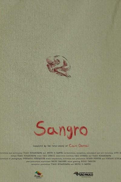 Caratula, cartel, poster o portada de Sangro