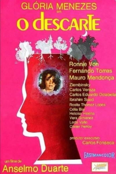 Caratula, cartel, poster o portada de O Descarte