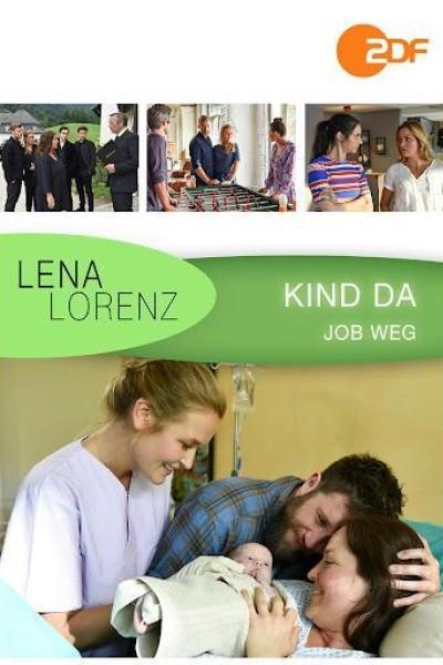 Caratula, cartel, poster o portada de Lena Lorenz: Bebé o trabajo