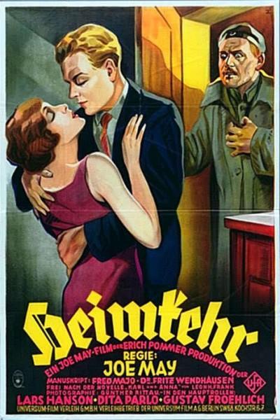 Caratula, cartel, poster o portada de Retorno al hogar