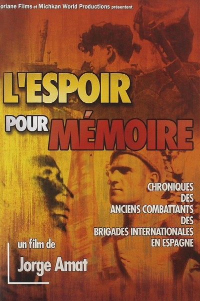 Caratula, cartel, poster o portada de La esperanza por memoria