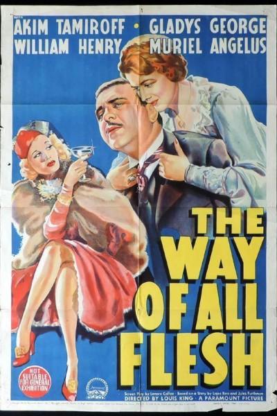 Caratula, cartel, poster o portada de The Way of All Flesh