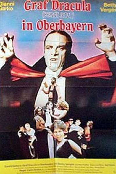 Caratula, cartel, poster o portada de Muérdeme abajo, Drácula