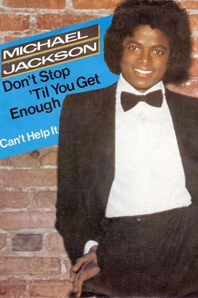 Caratula, cartel, poster o portada de Michael Jackson: Don\'t Stop \'Til You Get Enough (Vídeo musical)