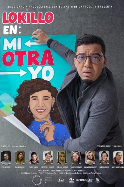 Caratula, cartel, poster o portada de Lokillo en: Mi otra yo