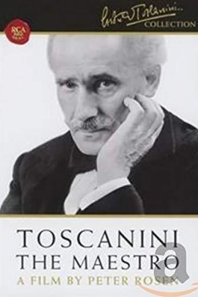 Caratula, cartel, poster o portada de Toscanini: The Maestro