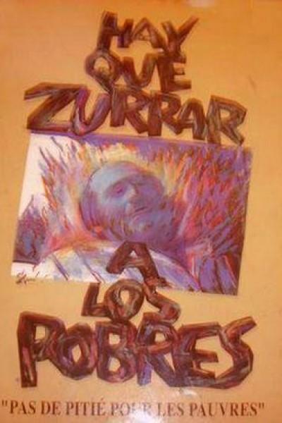 Caratula, cartel, poster o portada de Hay que zurrar a los pobres